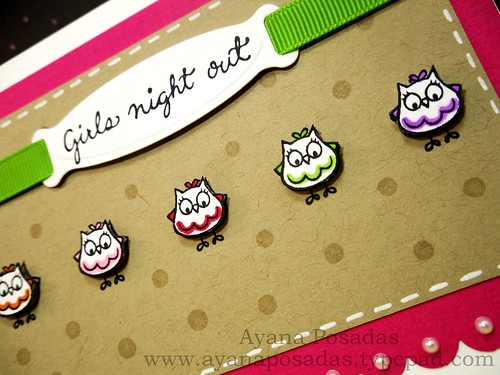 Owls- Girls Night Out (3)