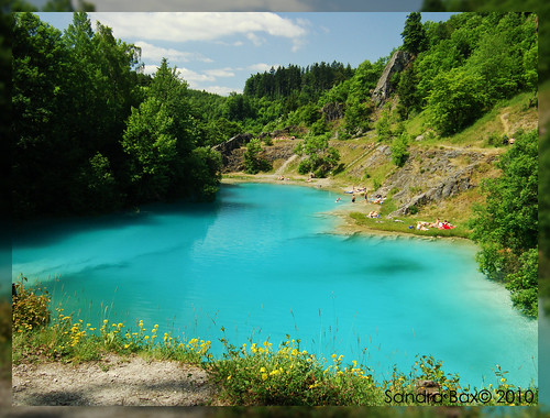 Die Blaue See