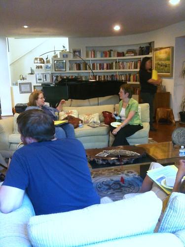 Living Room Social