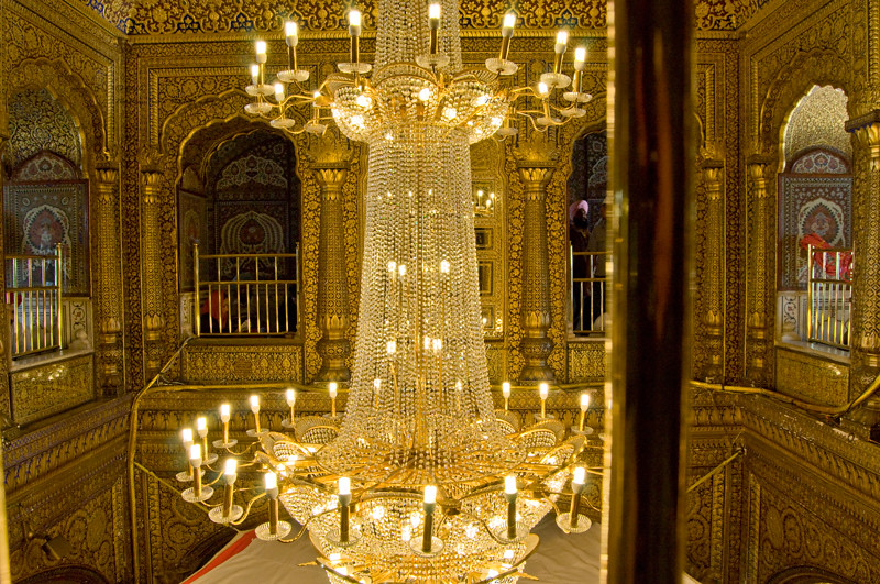Inside Golden Temple