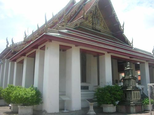 Wat Pho Bangkok city