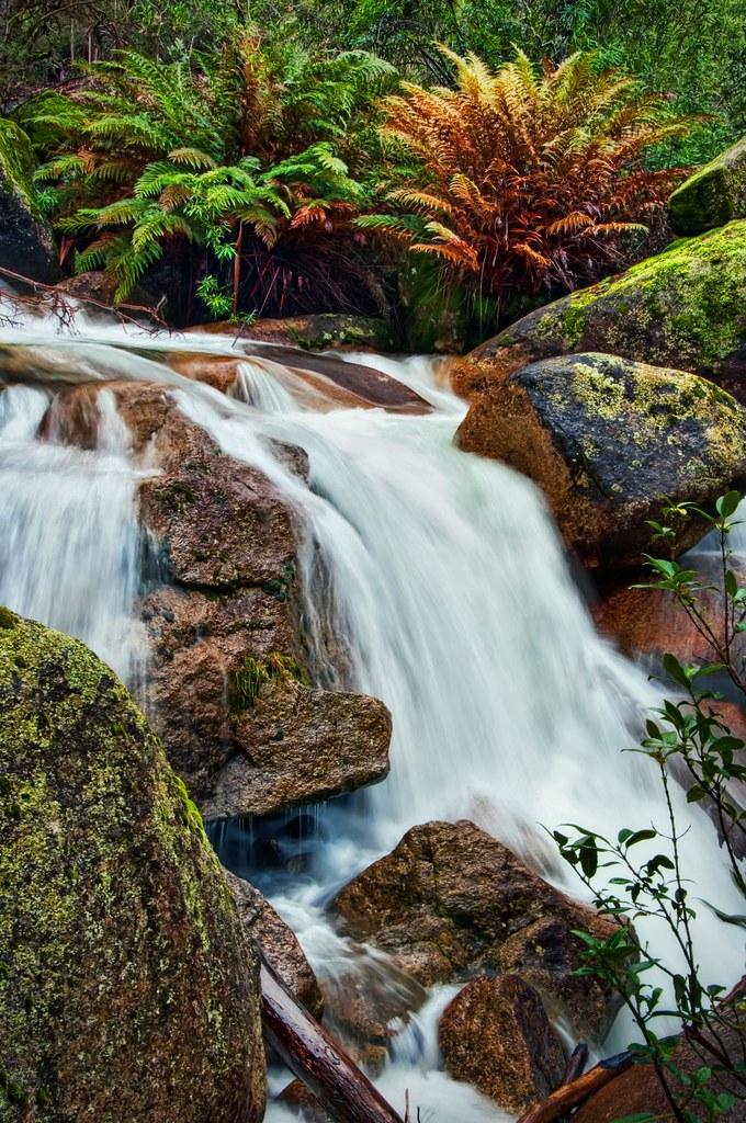 Eurobin's White Water Falls