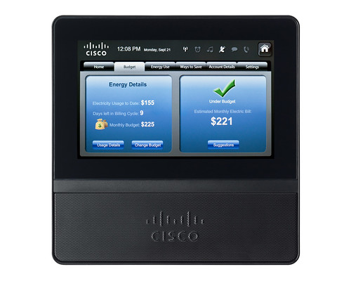Cisco Home Energy Controller