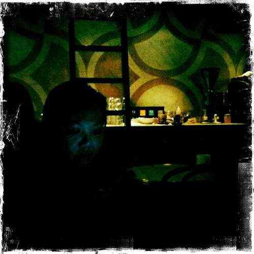 Josie in Ash St Cellar