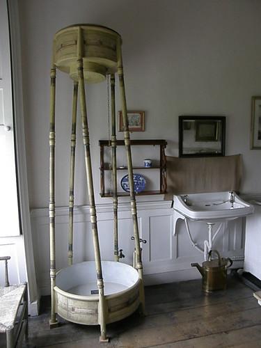 Shower room - Erddig