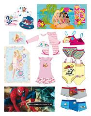 textile design - Setino (inezdesign) Tags: hat children design spiderman barb