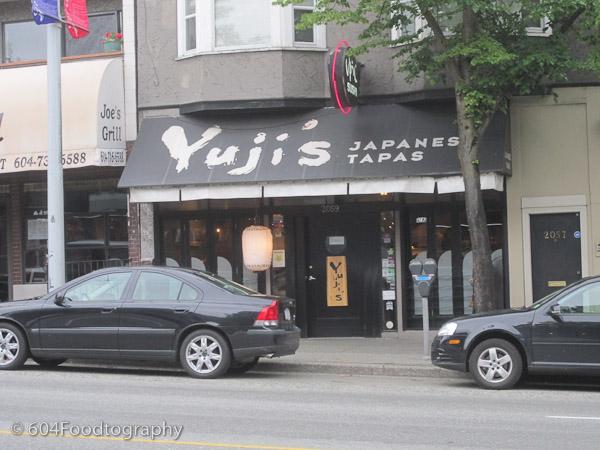Yuji's Japanese Tapas-14