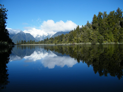 Lake Matheson - Southwestland