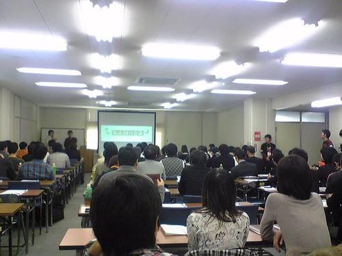 CSS nite in Hiroshimaに参加中なう