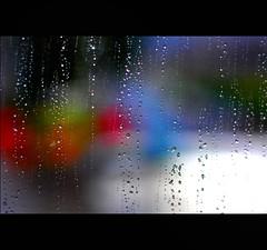 Life is like a rainbow. You need both the sun and the rain to make its colors appear. (*karla) Tags: rain canon 50mm rainbow dof bokeh bokehlicious
