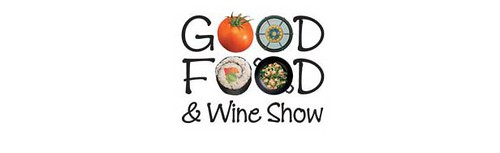 good food and wine show logo