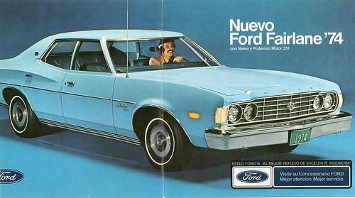 1974 ford fairlane 500 venezuela