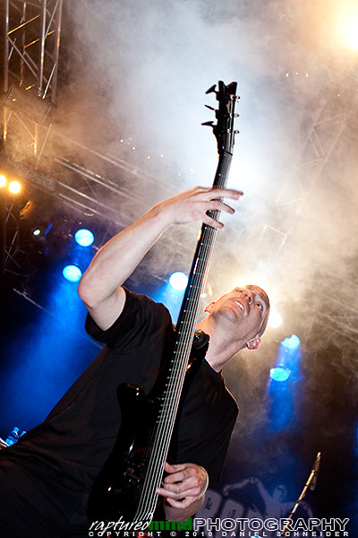 Necrophagist - Death Feast Open Air 2010 - Live, Festival, Show