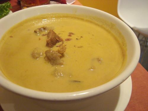 Gule Kambing (Lamb Curry) @ Simpang Asia