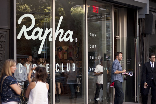 Rapha Cycling Classics Visit NYC for 3 months