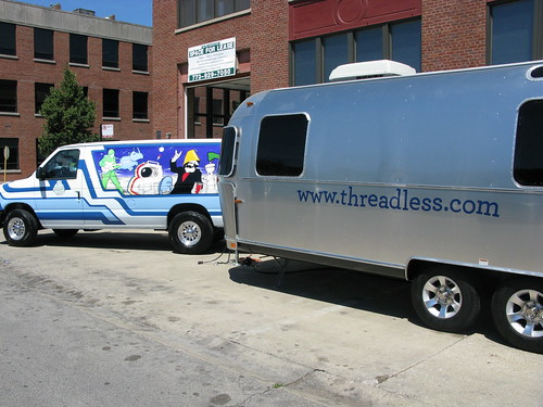 Threadless Everywhere tour trailer