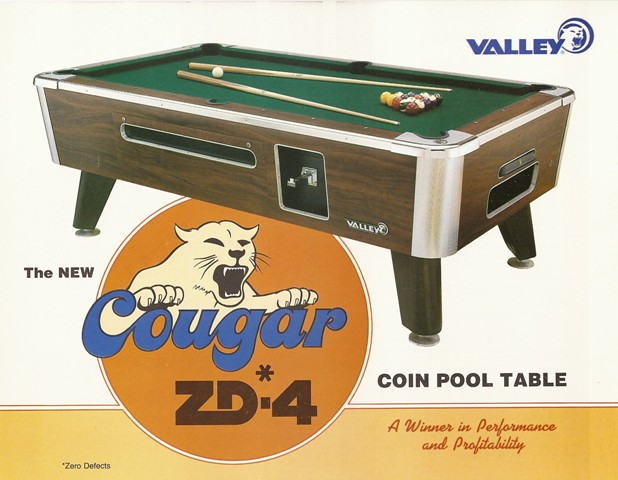 Valley ZD 4 (Valley Dynamo Museum) Tags: Pool Table Valley