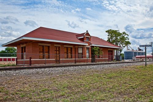 Comanche Texas Depot