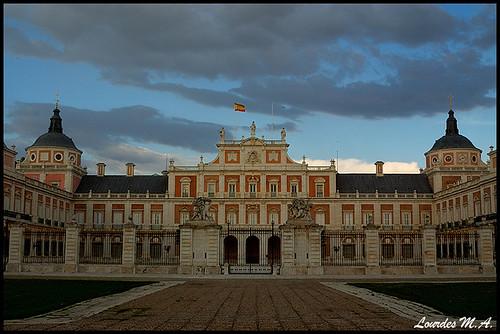 Aranjuez Royal Palace - HDR