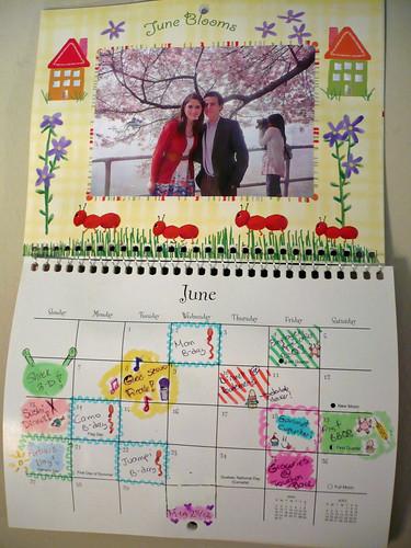 Calendar - July (2)