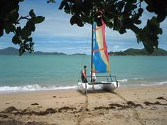 Hamilton Island Sailing