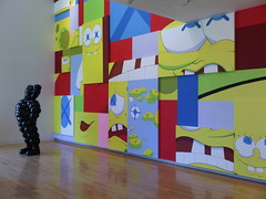 KAWS - The Wall