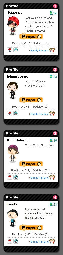 Profiles# 9