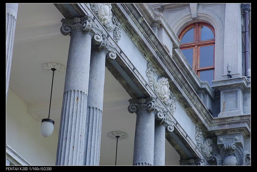 2010/07/03 Pentax-m 85/2 被殖民的巴洛克-台北賓館!