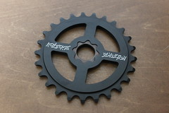 DEMOLITION 48spline sprocket  25T
