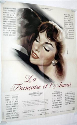 La française et lamour (1960)