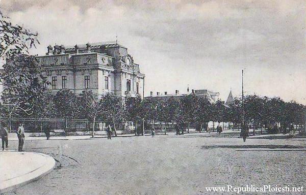 Palatul Ghita Ionescu - 1907