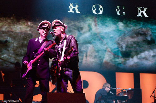 Gorrilaz and the Clash