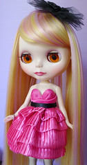 Custom Blythe ~ Guava