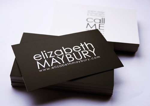 Focus More Do Less 10 Cool And Creative Business Cards
