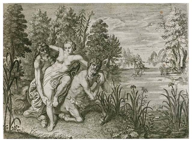 013-Les Metamorphoses d'Ovide  En Latin Et François … 1677
