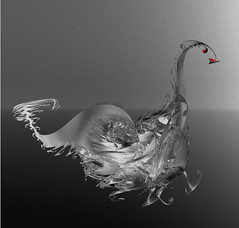 Run Chick............run (freetoglow (Gloria)) Tags: fractal visualart incendia wowiekazowie eyecandyart photoartwork clevercreativecaptures krazeekool sharingart