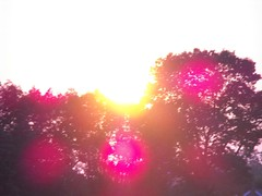 Sunrise  6 July 2010 (Peachhead (4,000,000 views!)) Tags: morning summer hot sunrise dawn pennsylvania pa hazy lehighvalley humid nepa sweltering northamptoncounty 100degreesf slatebelt plainfieldtownship 37degreesc