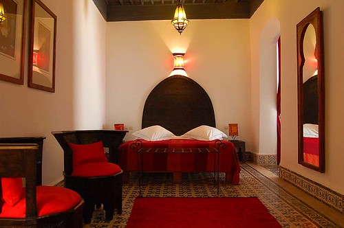 Photo of a room inside Riad Villa Garance in Essaouira