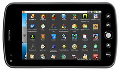 RoverPad Tablet