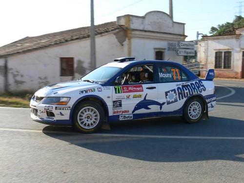 Rally de Portugal- Ricardo Moura/A. Costa