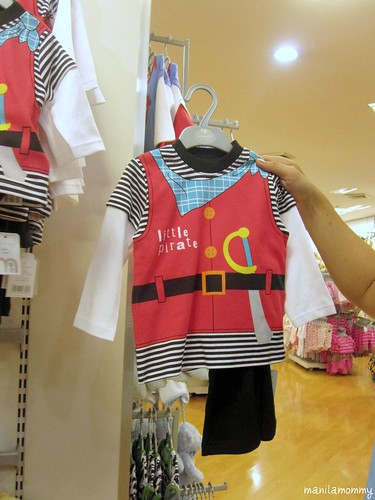 pirate outfit from mothercare