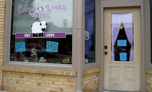 Loops and Links yarn shop