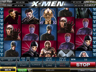 X-Men slot game online review