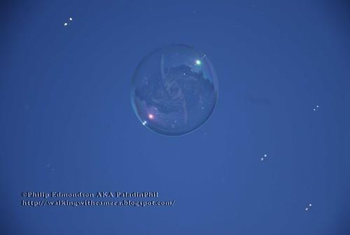 Toronto Bubble Battle
