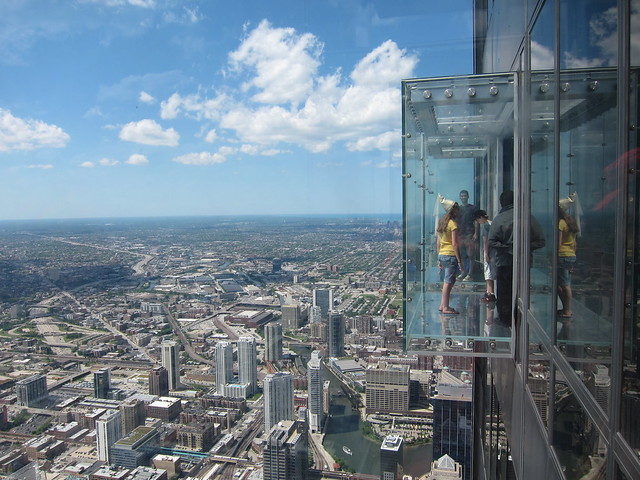 Glass Box - Willis Tower