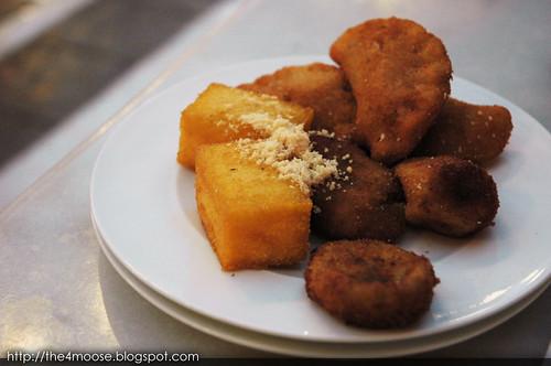 Fogo Samba - Appetizers