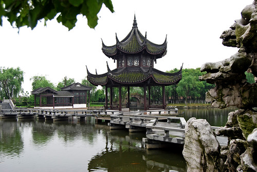 n66 - Quanfu Temple Bridge Pavilion