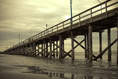 White Rock Pier (_alfred_) Tags: beach canon pier f14 14 sigma whiterock 30mm 50d project365
