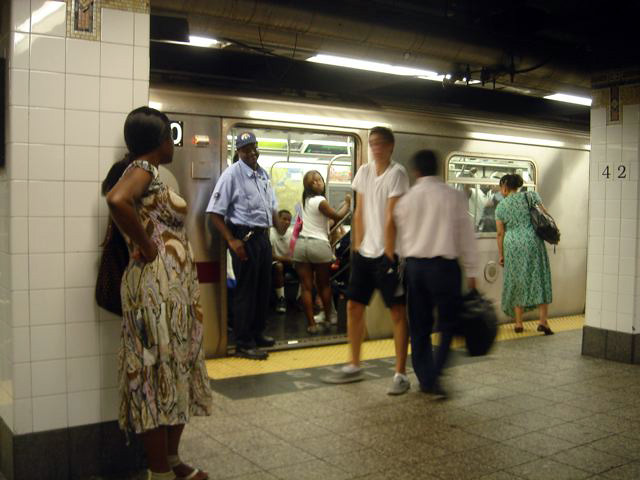 perdi-me no metro em NY II