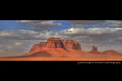 Monument Valley Utah Arizona Border (j glenn montano 3) Tags: arizona monument utah glenn valley hdr montano justiniano